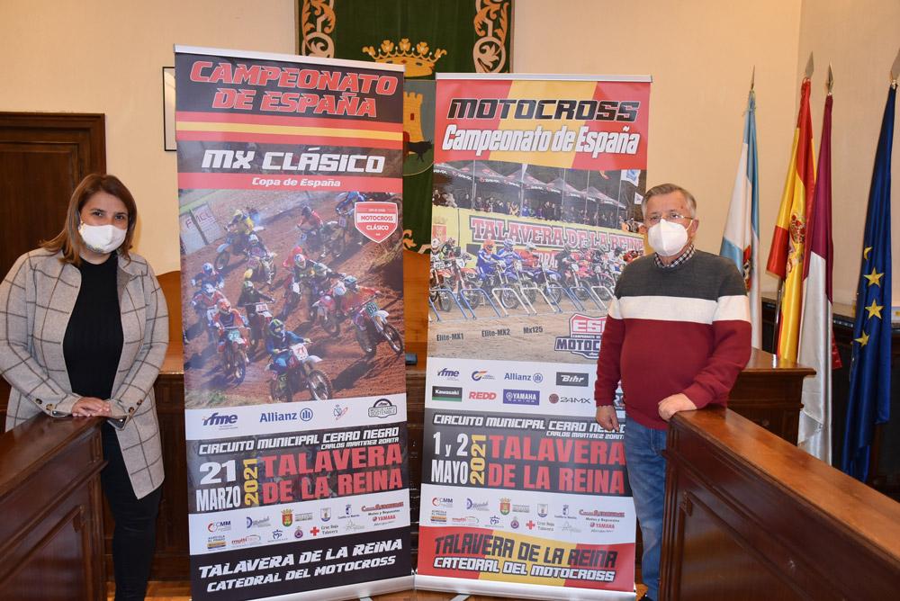 campeonato espana motocross