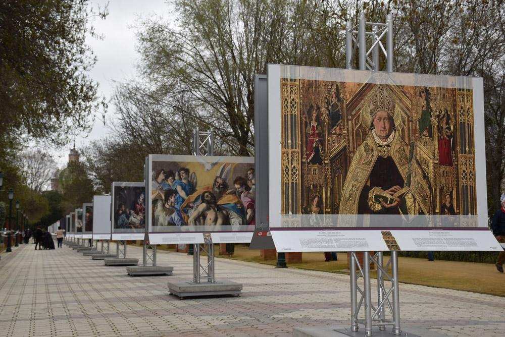 foto exposicion prado museo